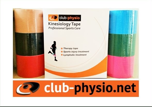 Kinesiology Tape from Club Physio 2